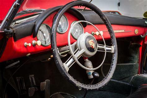 Porsche 356 Lenkrad by Porsche 356 A Speedster Ein Leben In Bewegung