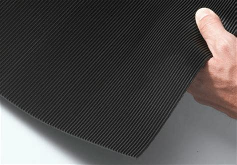 Matting Rubber Corrugated by Corrugated Rubber Runner Mat Eagle Mat