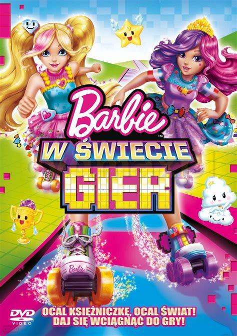 film barbie w kinach film dvd barbie w świecie gier dvd ceny i opinie