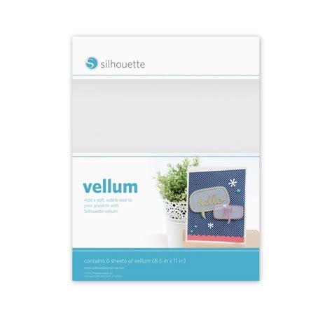 printable vellum paper uk silhouette vellum paper graphtec gb