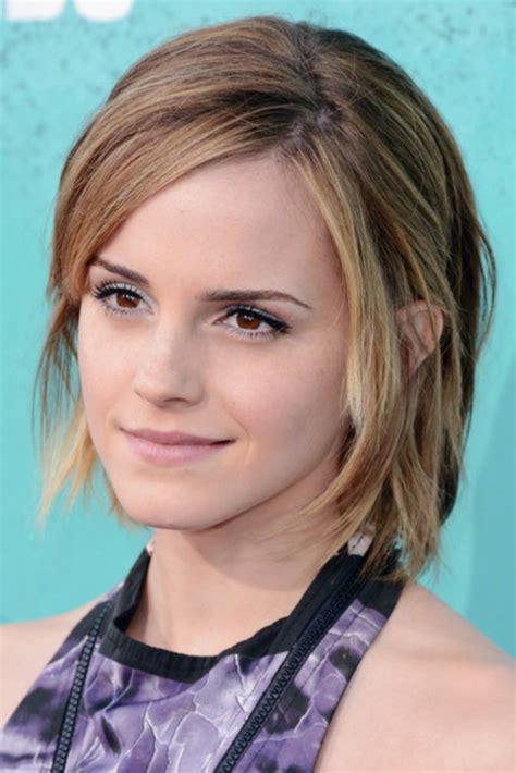emma watson short hair bob 24 short straight haircut ideas designs hairstyles
