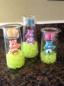 1 Year Baby Birthday Decoration Care Bears Gift Ideas Pinterest
