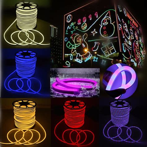 Cheap Rope Lights Outdoor Get Cheap Outdoor Led Rope Light Aliexpress Alibaba