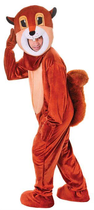 squirrel costume costumesfccom