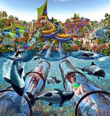 武汉玛雅水上乐园图片