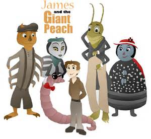 James and the giant peach characters james join now advertise here