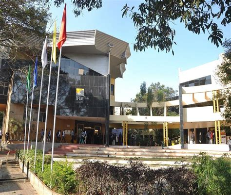 Cms Business School Mba Fees by Ifim Business School Bangalore Images Photos