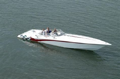 boat crash raystown lake fountain 42 lightning boats for sale yachtworld