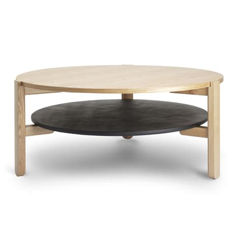 table basse ronde ovale table basse