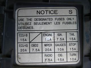 1989 4x4 Sr5 No Running Lights Fuses Good No Prior