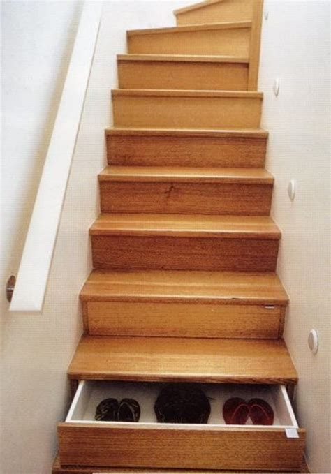 how to build staircase drawers apartment therapy