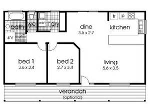 2 Bedroom House Floor Plans 2 Bedroom House Plans Interior4you