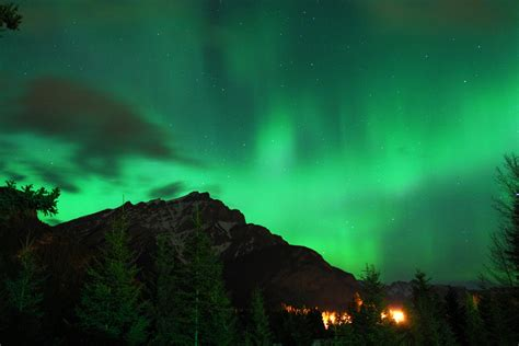 the last few places you ll get to see the northern lights