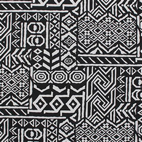 black and white aztec pattern fabric black white aztec cotton french terry knit fabric girl