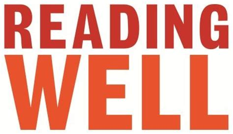 read comfortably reading well books on prescription prescriber survey may