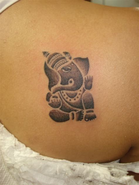 ganesh tattoos designs ideas and meaning tattoos for you