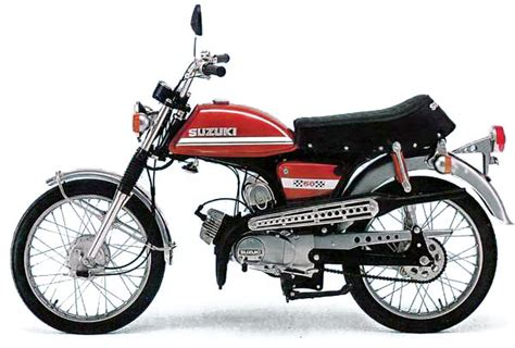 Suzuki Ac 50 Suzuki Models 1974 Page 3
