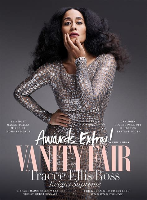 tracee ellis ross magazine cover tracee ellis ross graces the covers of vanity fair