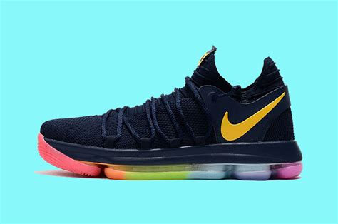 Sepatu Basket Nike Kd 10 Be True Black the gallery for gt underarmour shoes for
