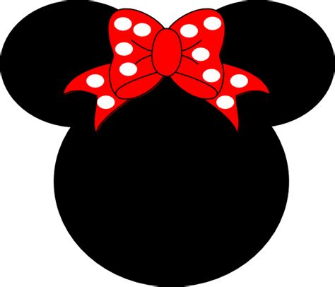 mouse silhouette template minnie mouse silhouette template business