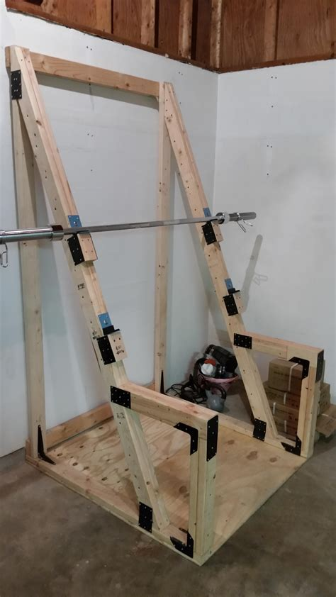 diy garage equipment diy squat rack garage ideas diy home at home