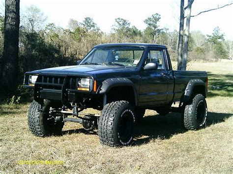 Jeep Comanche Project Find Used 1986 Jeep Comanche X Standard Cab 2 Door