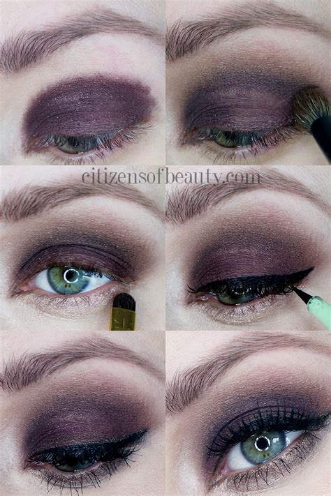 Eyeshadow Tutorial sultry eyeshadow tutorial and makeup look citizens