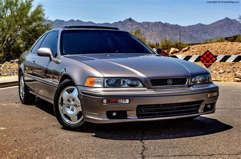 acura legend 1994 acura legend ls coupe and gs sedan review rnr