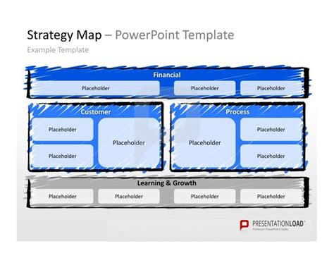 17 Best Images About Strategie Powerpoint On Pinterest Blue Strategy Ppt Templates