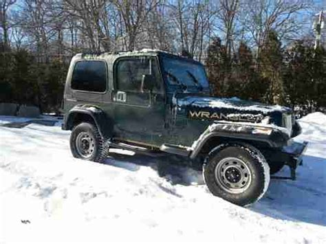 1992 Jeep Wrangler Top Find Used 1992 Jeep Wrangler Sport Solid Frame Top