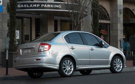 2013 Suzuki Sx4 Review 2013 Suzuki Sx4 Reviews And Rating Motor Trend