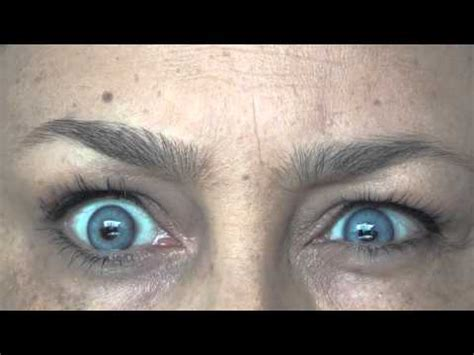 9mm sfx custom theatrical contact lenses light gray