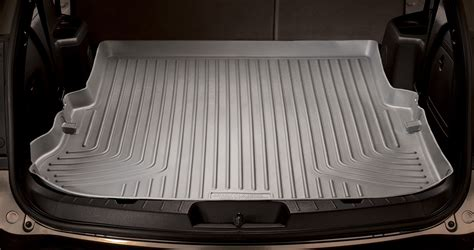 Floor Mats For 2014 Ford Explorer by 23782 Husky 2011 2014 Ford Explorer Cargo Rear Liner Gray