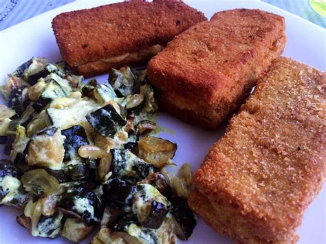 mozzarella in carrozza vegan mozzarella in carrozza vegana verovegan