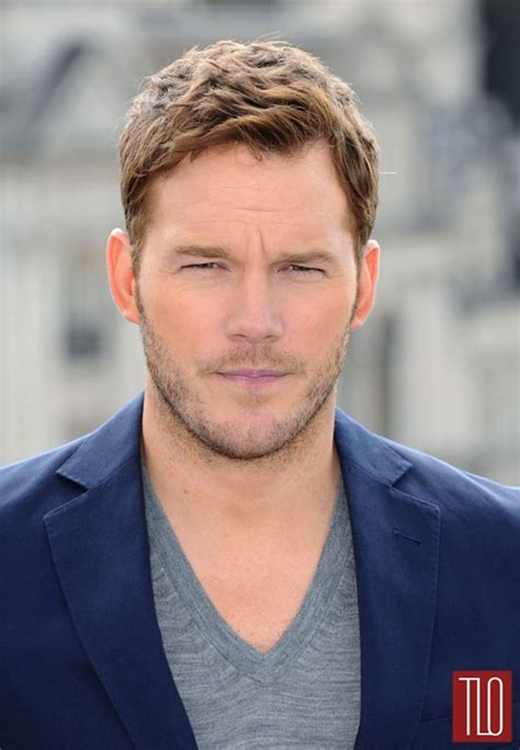 chris pratt at quot guardians of the galaxy quot photocall tom