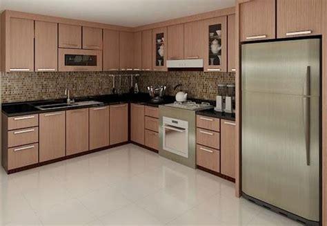 kitchen settings design gambar model keramik dapur minimalis modern terbaru