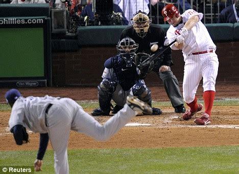 pitcher blanton hits home run to help philadelphia to 3 1