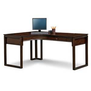 wood table l l shaped computer desk made from teak wood material mixed