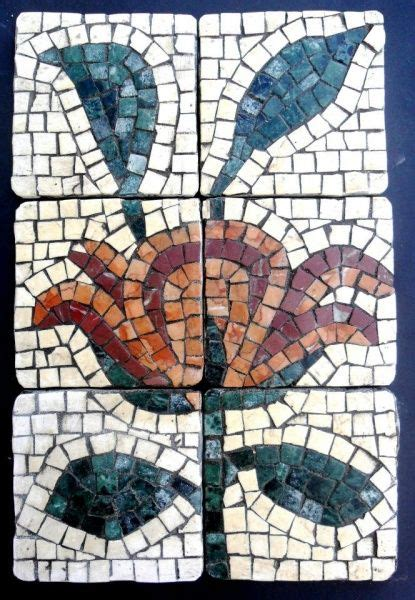 mosaic pattern roman 294 best art deco tessellations tiles images on