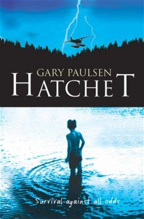 pictures of the book hatchet top 100 children s novels 23 hatchet by gary paulsen