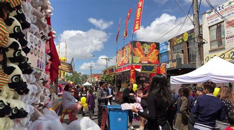 new year 2018 melbourne festival 2018 lunar new year celebrations starts in