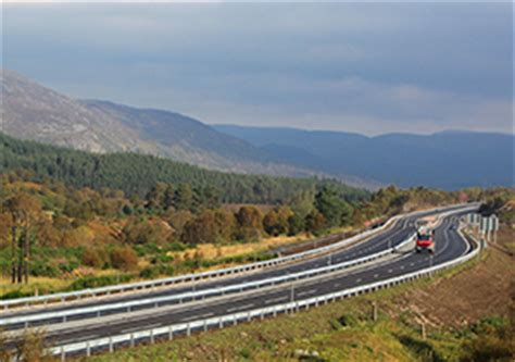 design and build contract scotland a9 dualling contract scotland design build and