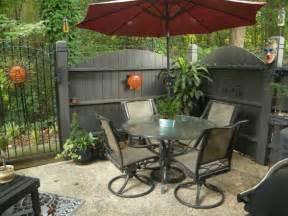 small patio ideas budget:  fabulous small patio ideas home and gardening ideas home design