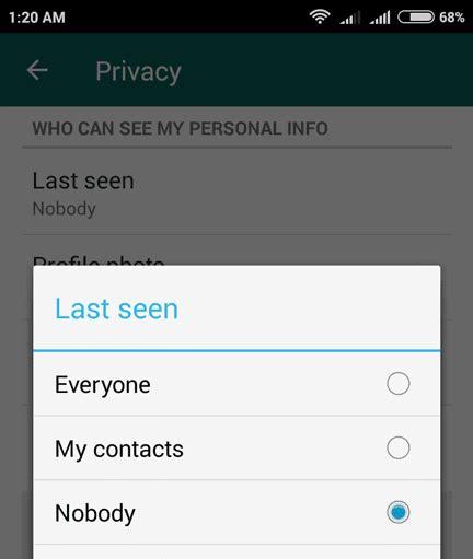 Harga Lg Oracle cara agar whatsapp terlihat offline mengganti opsi