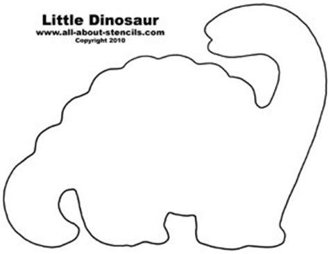 printable dinosaur stencils free dinosaur stencil designs for nursery decorations and