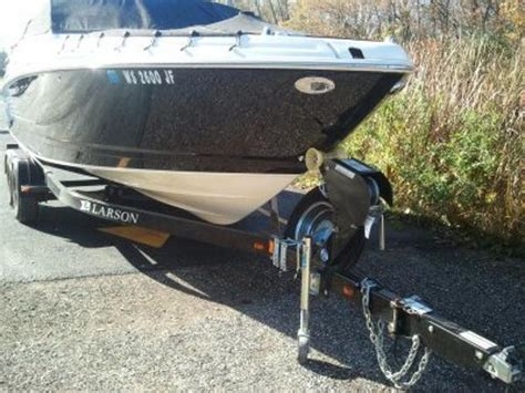 larson boats wisconsin larson 258 lxi boats for sale in wisconsin