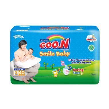 Goo N Smile Baby Xl 20 jual popok bayi goon harga murah kualitas terbaik