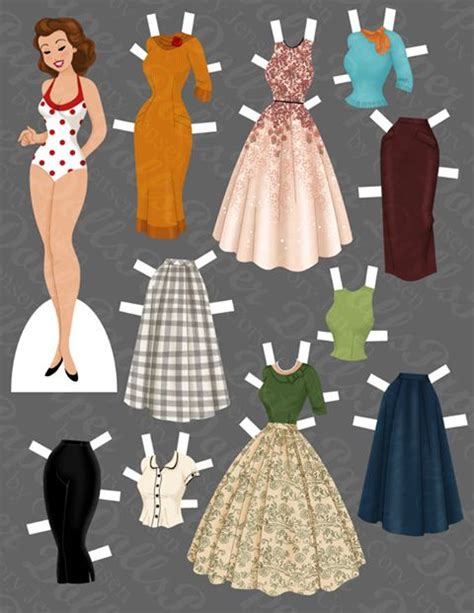 muñecas r m doll fashion 3086 best mu 241 ecas recortables images on