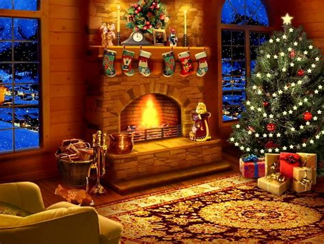 animated christmas fireplace screensavers home design ideas