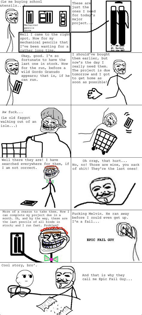 Efg Meme - epic fail guy rage comic